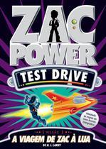 Livro - Zac Power Test Drive 01 - A Viagem De Zac À Lua -