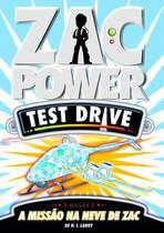 Livro - Zac Power Test Drive 06 - A Missão Na Neve De Zac -