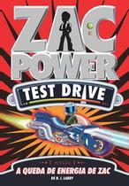 Livro - Zac Power Test Drive 09 - A Queda De Energia De Zac -