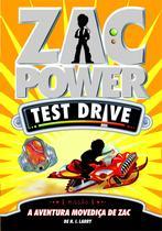 Livro - Zac Power Test Drive 14 - A Aventura Movediça De Zac -