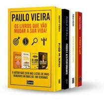 Livros Box - Paulo Vieira - 4 Vol - Gente -