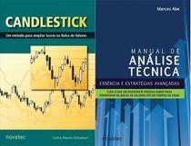 Livros: Candlestick E Manual De Análise Técnica - Editora Novatec