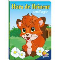 Livros Com Bigodes - Hora De Brincar Com Roger - Todolivro