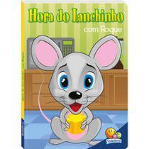 Livros Com Bigodes - Hora Do Lanchinho Com Roque - Todolivro