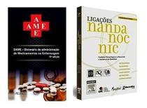 Livros De Enfermagem - Dame + Ligações Nic Noc Nanda - Martinari, Elsevier