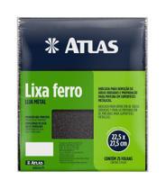 Lixa Ferro Grao 80 - Atlas -