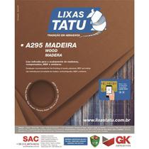 Lixa Madeira Tatu  50  A29500500050 Kit C/50 -