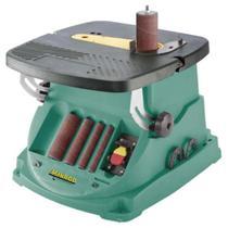 Lixadeira de Bancada 1/2 HP Eixo e Cinta de Lixa Oscilante MR-41417 220V MANROD -