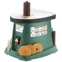 Lixadeira de Bancada 1/2 HP Eixo Oscilante MR-41390 220V MANROD -