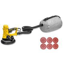 Lixadeira de parede com luz led 180 mm 850 watts (110V) - Wbr