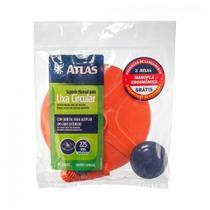 Lixadeira Manual para Lixa Circular AT200/3 - Atlas -