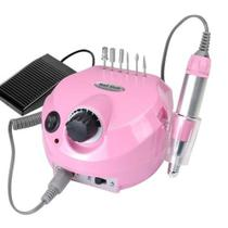 Lixadeira Motor de Unha Elétrica Profissional Porquinho - Nail Drill