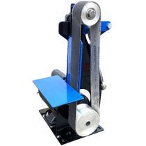 Lixadeira Semiprofissional Sem Motor Para Cutelaria Arena Metal Mk01B -