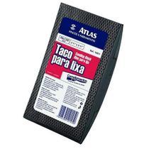 Lixador Taco Macio Retangular Borracha 130x70 Atlas -