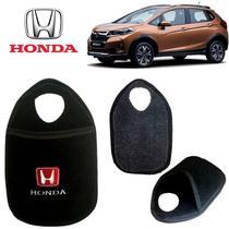 Lixeira de Carro Bordada Honda WE-V Bordado - Gt