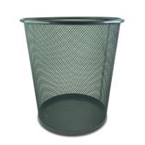 Lixeira Metal Aramado Cesto Lixo Escritório 10 Litros - Wellmix