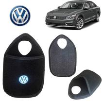 Lixinho de Carro Bordada Volkswagen Passat Preto - Gt