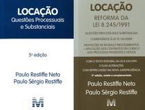 Locacao - Kit Com Leis 8.245 e 12.112/09 - 2011 - Malheiros