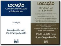 Locacao: questoes processuais e substanciais    01 - Malheiros