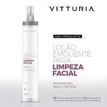Loção Emoliente para Limpeza Facial 500ml - Vitturia