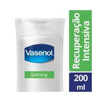 Loção Hidratante Vasenol Recuperação Intensiva Calming com 200mL - Unilever