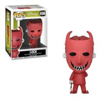 Lock 406 Pop Funko Disney Night Before Christmas - Funko Pop