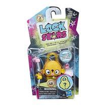 Lock Star Cadeado Figura Peixe Laranja Brinquedo Hasbro -