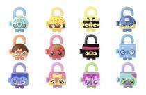 Lock Stars Cadeado De Coleção Hasbro -
