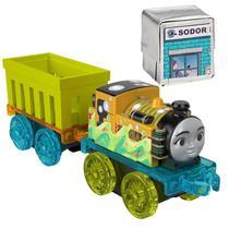 Locomotiva Thomas & Seus Amigos - Thomas e Mini Figura Surpresa - GGN45 - Mattel