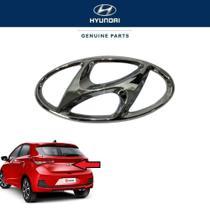 Logo Porta Malas Hyundai HB20 2017 Original Hyundai -