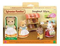Loja De Donuts Sylvanian Families Epoch - 5239 - Mga