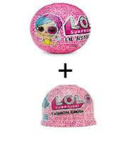 Lol 5 surpresa lil sister  ball + lol fashion crush 3surpresas - Candide