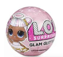 Lol Capsula Under Wraps e Lol Glam Glitter Original New - Candide