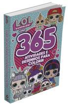 LOL Surprise - 365 Atividades e Desenhos para Colorir 01 - On Line