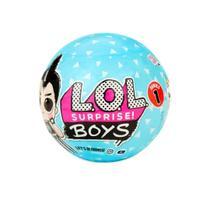 Lol surprise boys serie 1 boneco com 7 supresas misteirosas - Candide