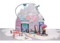 Lol Surprise Chalet Winter Disco 95 Surpresas Candide - Candide Toys