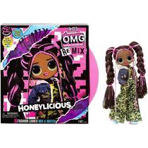 Lol Surprise Omg New Remix Boneca Honeylicious Candide -