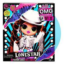 Lol Surprise Omg New Remix Boneca Lonestar Candide -