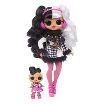 LOL Surprise OMG Winter Disco Dollie & Dollface Candide 8935 -