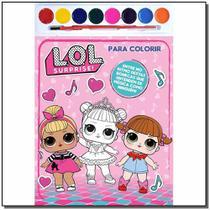 Lol surprise - para colorir ( aquarela ) - Astral Cultural