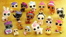 Lol Surprise!  Serie 3 Pets - Candide Original  2 Pecas - Brinquedos