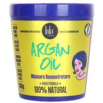 Lola Cosmetics Argan Oil - Máscara de Reconstrução -