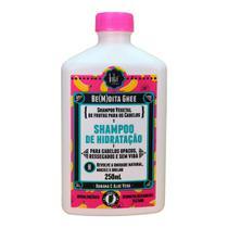 Lola Cosmetics Be(m)dita Ghee Banana e Aloe Vera - Shampoo de Hidratação -