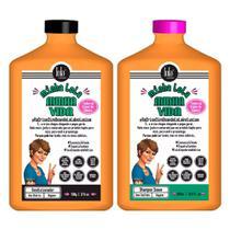 Lola Cosmetics Kit Minha Lola Minha Vida (Sh 500g + Cond 500ml) -