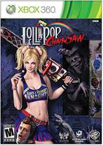 Lollipop Chainsaw - Xbox 360 - Warner bros games