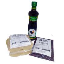 Lombo Bacalhau Porto + Azeitona Portuguesa + Azeite Gallo - Brodene Sperre Norway