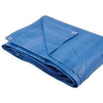 Lona Ajax Carreteiro Impermeável, 6 x 4 metros, Azul - A08048 -
