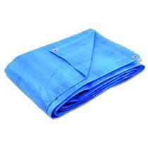 Lona Carreteiro De Polietileno Noll 4x5 Azul -
