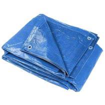 Lona de polietileno azul 3 m x 2 m Nove54 Azul -