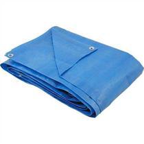 Lona de polietileno azul 5 m x 4 m Nove54 Azul -